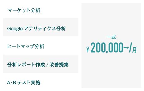 一式 ¥200,000~