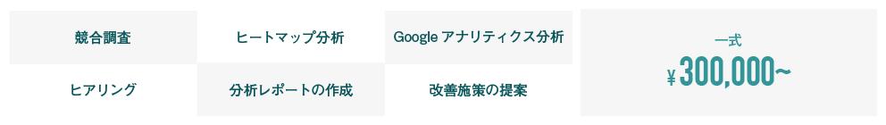 一式 ¥300,000~