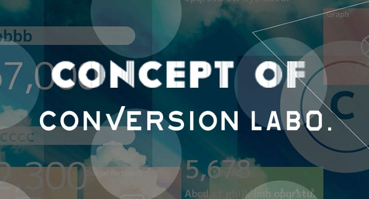 CONCEPT OF CONVERSION LABO.