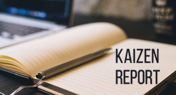 KAIZEN REPORT