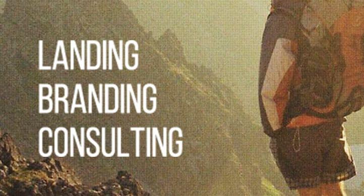 LANDING BRANDING CONSULTING