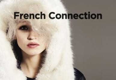 FRENCH CONNECTION JAPANのECサイトを制作