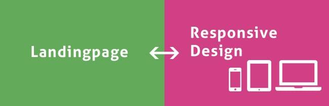 レスポンシブデザインとランディングページの相性を考えてみる