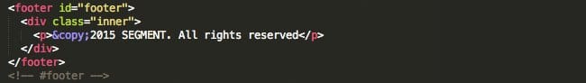 htmlの入れ子構造例