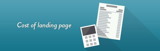 ランディングページ制作における制作費用の考え方