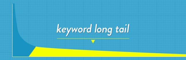 リスティング広告の基礎である「ロングテール理論」についてのメインビジュアル