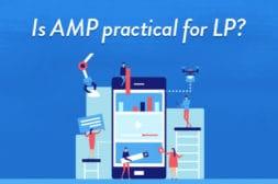 ランディングページにおけるAMPの実用性