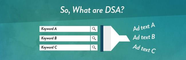 動的検索広告(DSA)とは?
