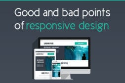 webサイトやランディングページにおける、レスポンシブデザインのメリット・デメリット