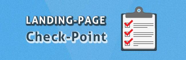 ランディングページの制作工程でおさえておきたいチェックポイント