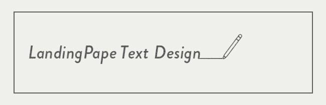 文字数や文字量が多いランディングページのデザインのポイント