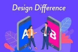 同じコンテンツでもデザインを変えるだけで、ランディングページのパフォーマンスが大きく変わる。