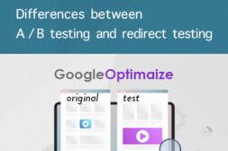 GoogleオプティマイズのA/Bテストとリダイレクトテストの違いについて