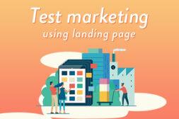 新規事業を始めるなら、ランディングページを活用したテストマーケティング